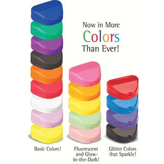 RETAINER BOX SLIM-LINE BRIGHT ASSORTED 24pk