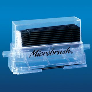 MICROBRUSH EXTENDED REACH WITH DISPENSER