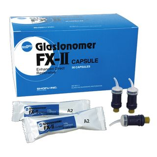 GLASIONOMER FX-II A2 CAPSULES