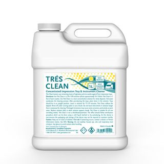 TRES CLEAN TRAY CLEANER 1L (NEW FORMULATION)