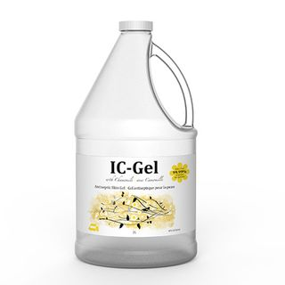 IC GEL HAND SANITYZER 2 LITRE