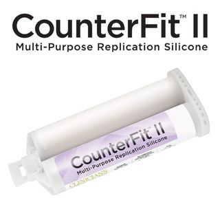 COUNTER FIT II SILICONE MEGAMIX ALGINATE ALTERNATIVE 380ml