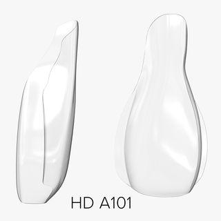 BIOFIT HD ANTERIOR A101 MATRICES UPPER MESIAL 25PK