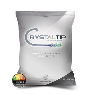 CRYSTAL HP CLASSIC RAINBOW (250 TIPS)