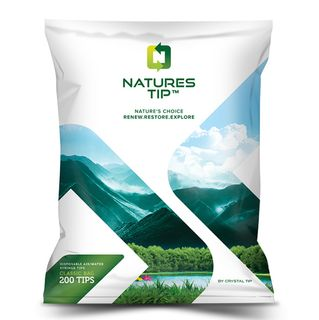 NATURES TIP HP ASSORTED- 200 TIPS