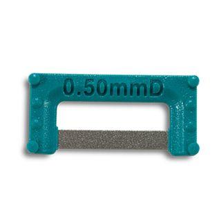 0.50 mm DDOUBLE-SIDEDWIDENER TEAL COARSE (8 pk)