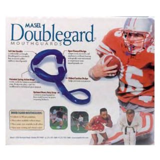 DOUBLEGARD STANDARD WITHOUT STRAP BLUE LATEX FREE