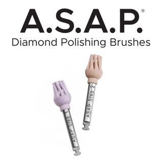 A.S.A.P DIAMOND BRUSH AND WHEEL SYSTEM KIT