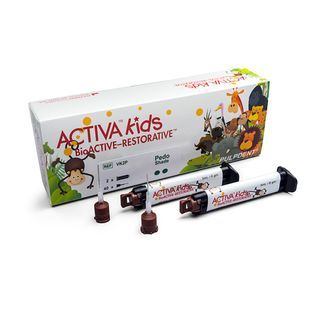 ACTIVA FOR KIDS VALUE PACK BIOACTIVE RESTORATIVE