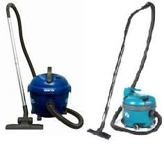 CANISTER FLOOR VACUUMS