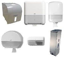 PAPER PRODUCT DISPENSERS