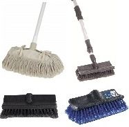 TRUCK AND CAR WASH BRUSHES