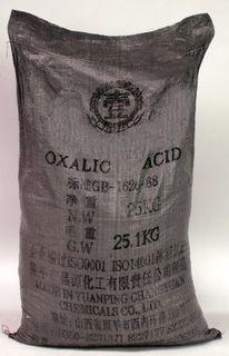 OXALIC ACID 25 KG  (206224)