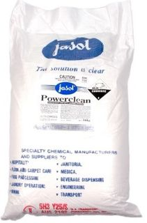 (J) POWERCLEAN LAUNDRY POWDER 16KG