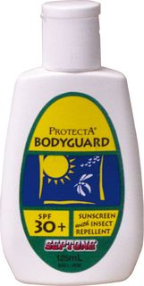 PROTECTA BODYGUARD 30+ 125mL (ISBG125)