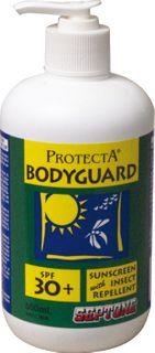 PROTECTA BODYGUARD 30+ 500mL (ISBG500)