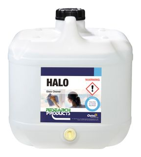 HALO GLASS & SURFACE CLEANER15L -RESEARC