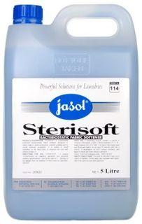 (J) STERISOFT FABRIC SOFTENER 5L(206275)