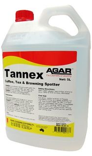 TANNEX CARPET SPOTTER 5L *DISC**