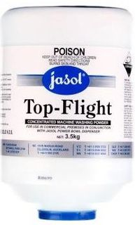 (J) TOP FLIGHT PWDR AUTO D/W DET. 3.5KG