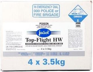 (J) TOP FLIGHT 4 X 3.5 KG 2001480