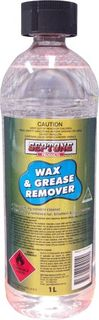 WAX & GREASE REMOVER 1 LITRE (ASWG1)