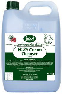 EC25 CREAM CLEANSER 5 LITRE