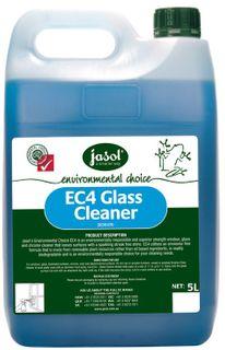 EC4 GLASS CLEANER 5 LITRE