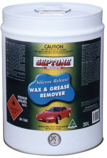 WAX & GREASE REMOVER 20 LITRE (ASSR20)