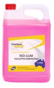 RED GUM EUCALYPTUS DISINFECTANT 5 LITRE