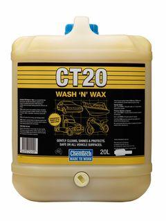 CHEMTECH CT20 WASH N WAX 20L