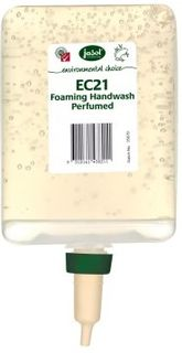 (J) EC21 FOAMING HAND SOAP 5 LTR