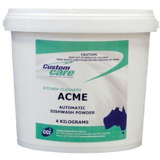 ACME DISHWASHING POWDER 4KG
