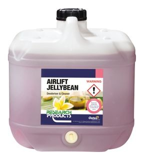 AIRLIFT JELLYBEAN 15 LITRE -RESEARCH