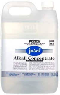 (J) ALKALI CONCENTRATE 5 LTRS (206000)