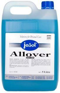 (J) ALLOVER SOAP 5 LITRE (207004)