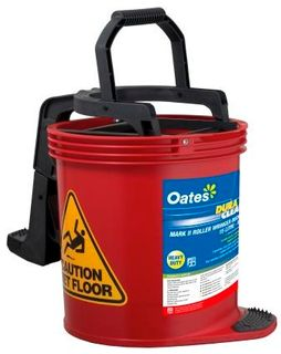 D/CLEAN MOP BUCKET RED IW008R