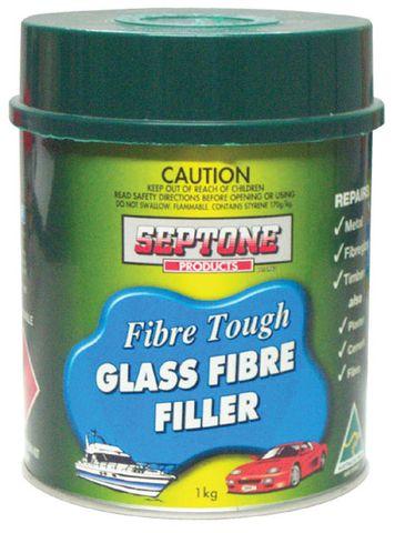 GLASS FIBRE FILLER 1 KG *DISC***