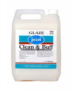 GLAZE CLEAN & BUFF 5L