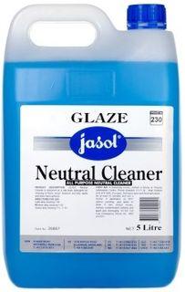 (J) GLAZE NEUTRAL CLEANER 5LTR (210038)