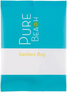 PURE BEACH SACHET SANITARY BAG 250