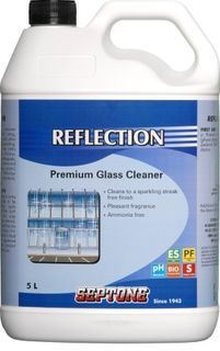 REFLECTION GLASS CLEANER 5 L DISCONTINUE