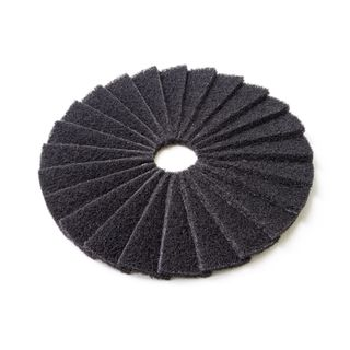 40CM TURBO STRIP BLACK FLOOR PAD