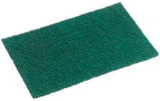 GREEN SCOUR MED 23X15CM EACH SC103