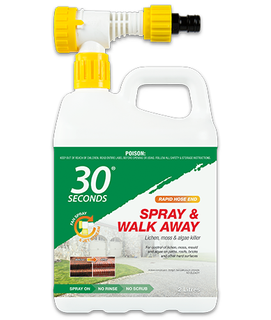 30 SEC SPRAY AND WALK AWAY 2L