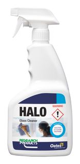 HALO GLASS & SURFACE CLEANER750M -RESEAR