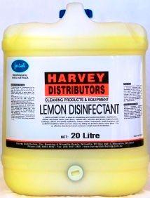 HARVEY LEMON DISINFECTANT 20L 2043850