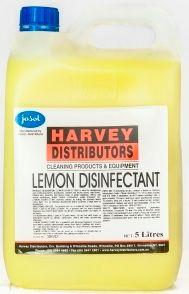 HARVEY LEMON DISINFECTANT 5L 2042451