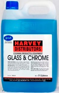 HARVEY GLASS & CHROME 5L  2080591