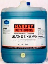 HARVEY GLASS & CHROME 20L   2080750